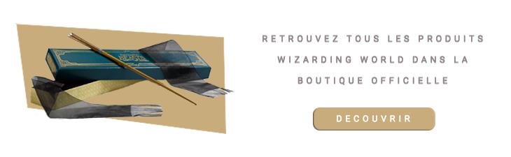 Baguette magique Norbert Dragonneau