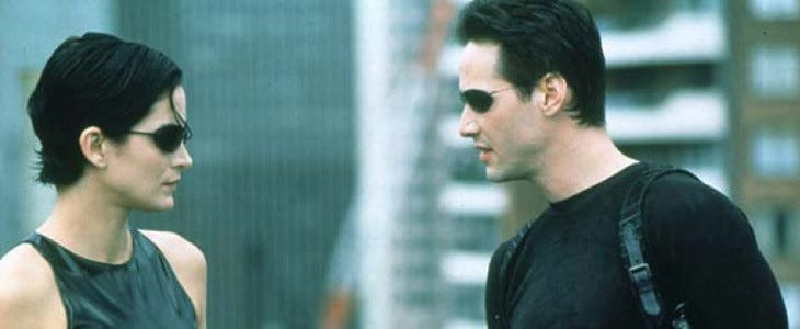 Matrix - Blu-ray 4K UHD