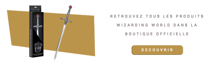 Ouvre-Lettres Epée de Godric Gryffondor
