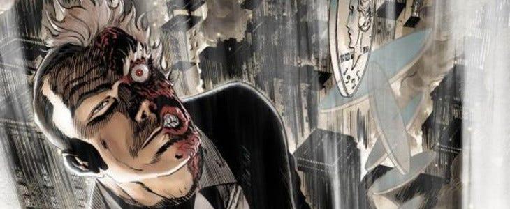 Double-Face, l'identité secrète de Harvey Dent