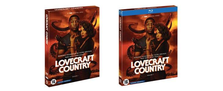 La première saison de Lovecraft Country est disponible en DVD et Blu-Ray.
