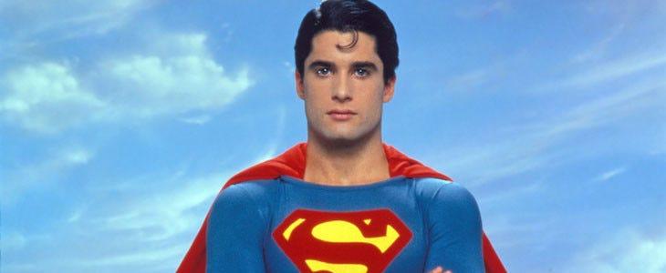 Gerard Christopher dans le rôle de Superboy