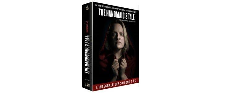 The Handmaids Tale en coffret.