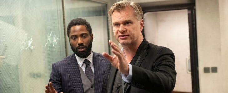 Christopher Nolan a 50 ans.