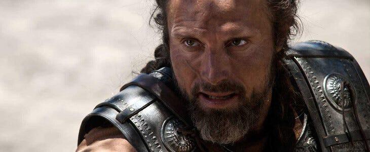 Mads Mikkelsen dans Le Choc des Titans en 2010.