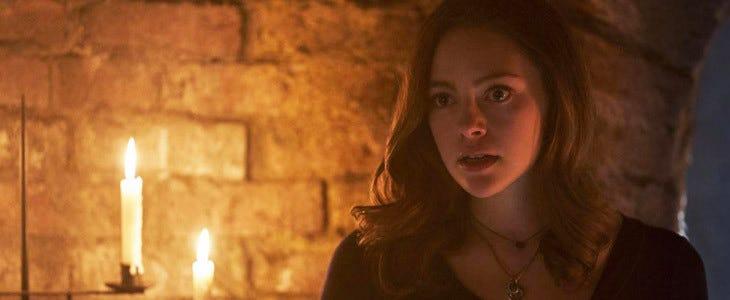 Danielle Rose Russell dans The Originals