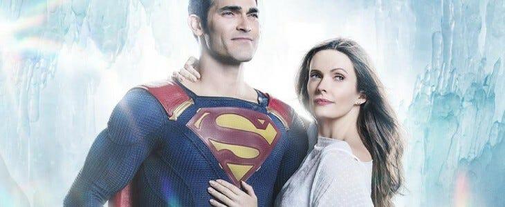 Superman & Loïs la série.