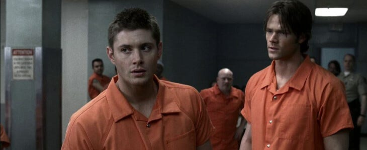 Les frères Winchester, de Supernatural.