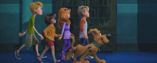 Scooby ! au cinéma le 8 juillet 2020.