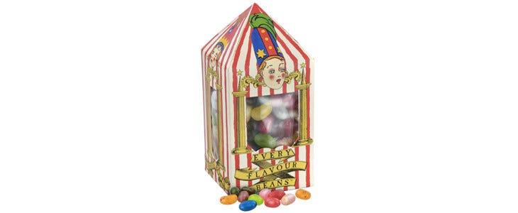 Place à la surprise avec les dragées de Bertie Crochue, disponibles sur The Harry Potter Shop.