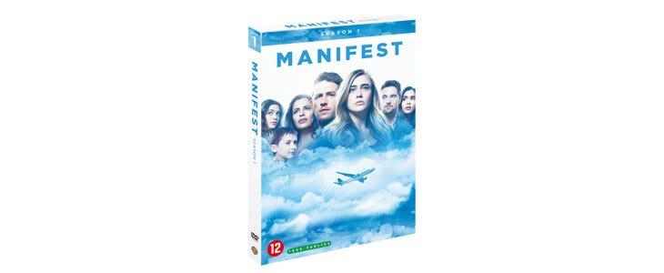Manifest, coffret DVD saison 1