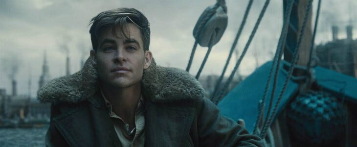 Steve Trevor, dans Wonder Woman.