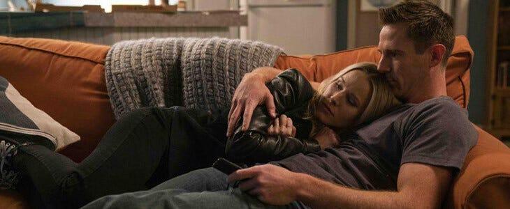 Kristen Bell et Jason Dohring incarnent Veronica Mars et Logan Echolls