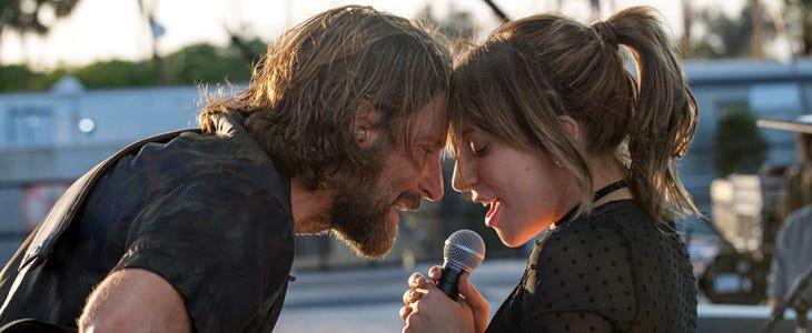 A Star Is Born - Bradley Cooper et Lady Gaga