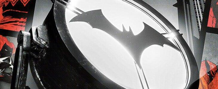 Le logo de Batwoman scintille de mille feux !