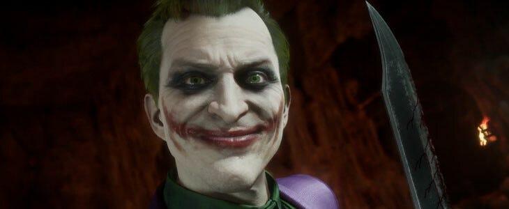 Mortal Kombat 11, Joker dans le Kombat Pack.