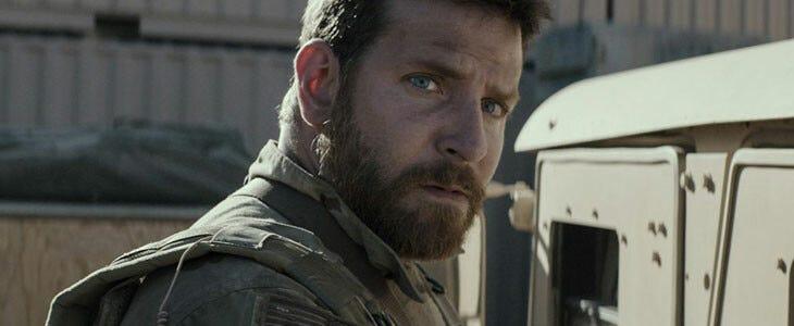 American Sniper, biopic de Clint Eastwood.