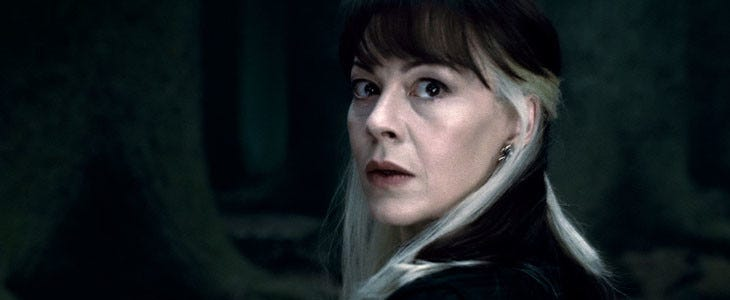 Harry Potter - Narcissa Malefoy