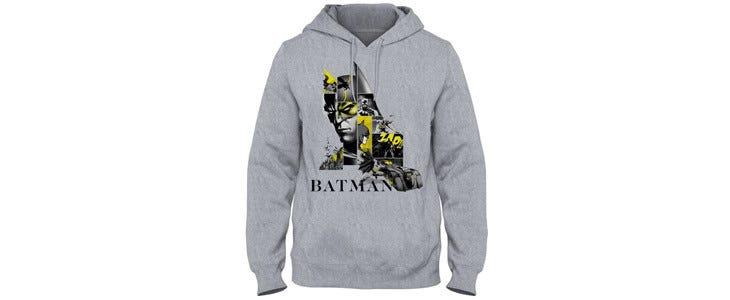Sweatshirt Batman 80 ans