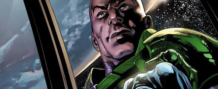 Lex Luthor dans les comics