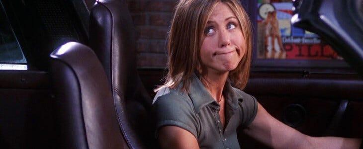 Rachel Green a 51 ans !