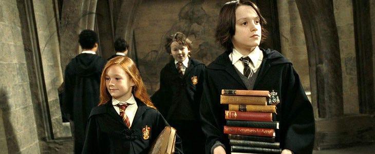 Harry Potter - Lily et Severus