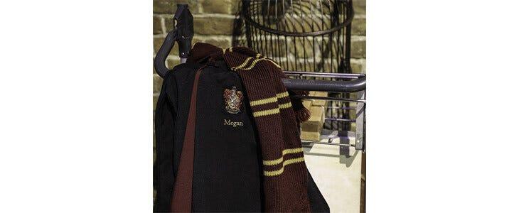 Découvrez le service de personnalisation sur The Harry Potter Shop !