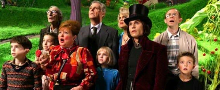 Wonka, le prequel de Charlie et la chocolaterie sur les origines de Willy Wonka.