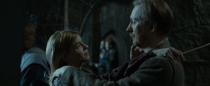 Harry Potter - Nymphadora et Remus