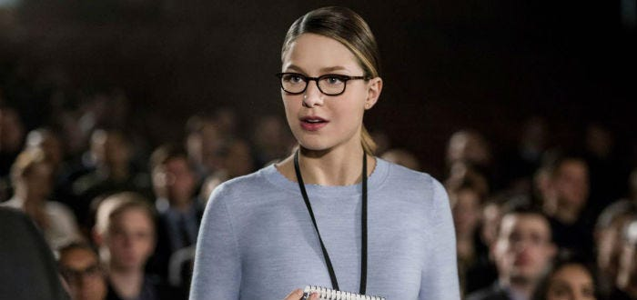 Kara Danvers alias Supergirl