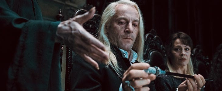 Harry Potter - Lucius Malefoy