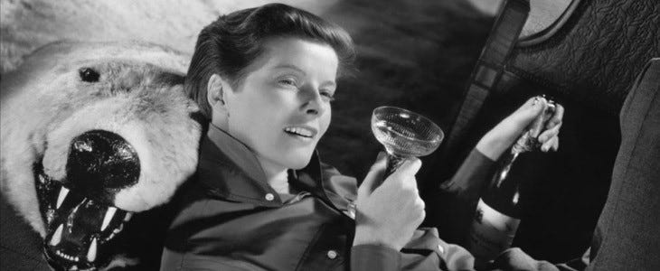 Katharine Hepburn dans Sylvia Scarlett