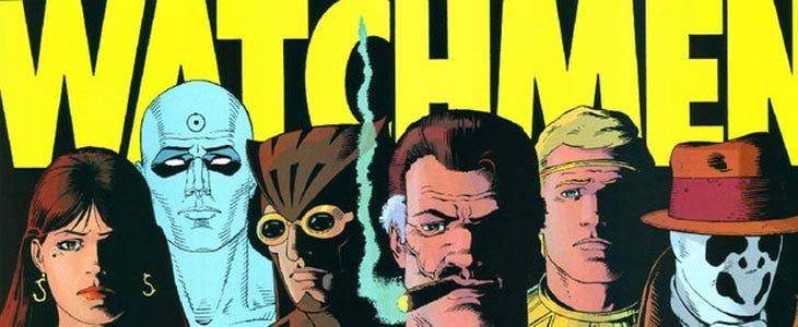 Les comics Watchmen