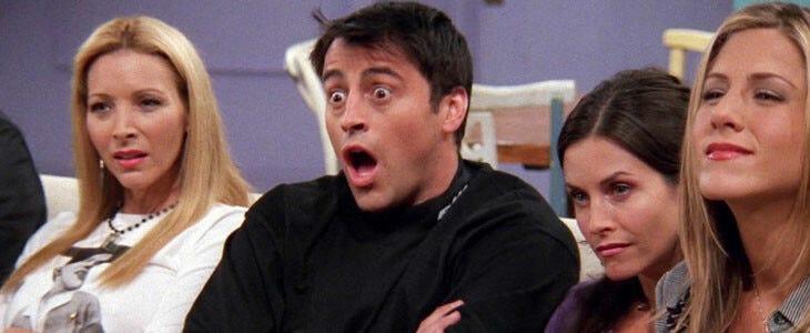 Friends, la réunion 15 ans après l'arrêt de la série.