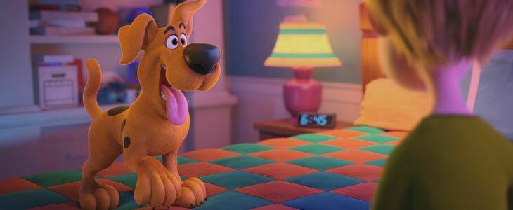 Scooby-Doo, star des Mystère et compagnie !