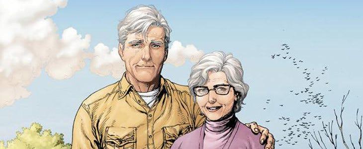 Superman - Martha Kent